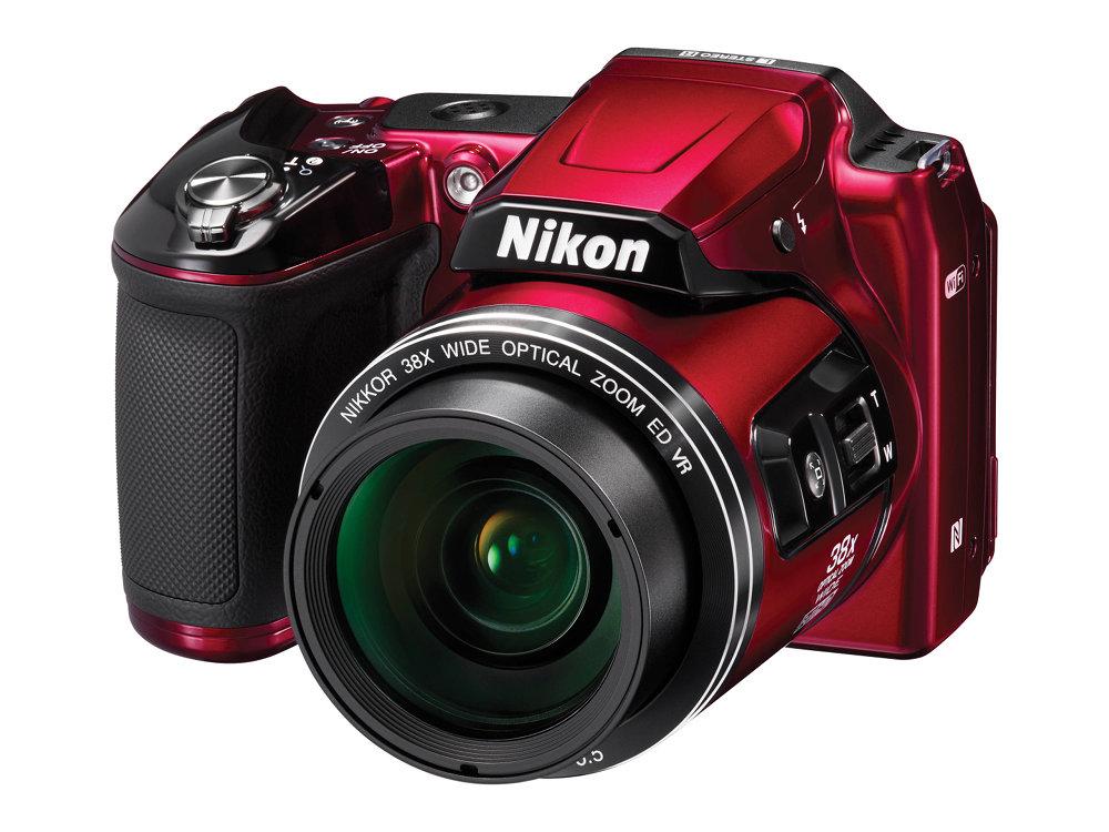 Фотоаппарат Nikon Coolpix B700 Red(20.3Mp, 60x zoom, 3