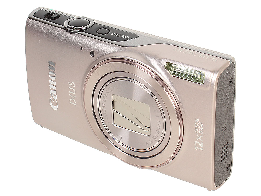 Фотоаппарат Canon IXUS 285 HS Silver canon digital ixus 285 hs black