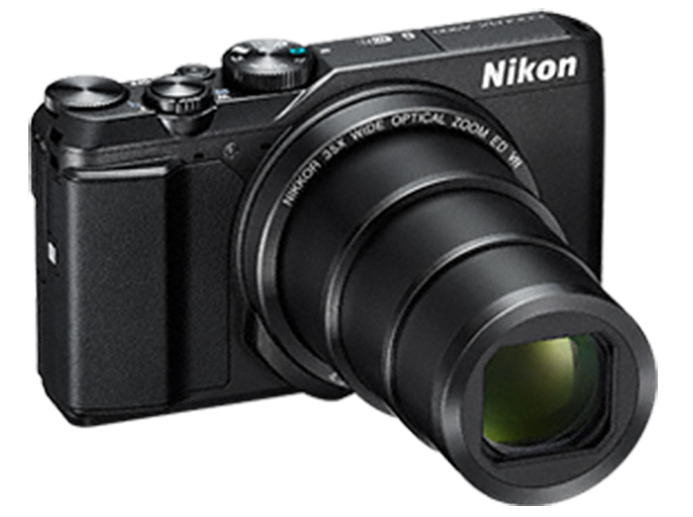 Фото - Фотоаппарат Nikon Coolpix A900 Black meike fc 100 for nikon canon fc 100 macro ring flash light nikon d7100 d7000 d5200 d5100 d5000 d3200 d310