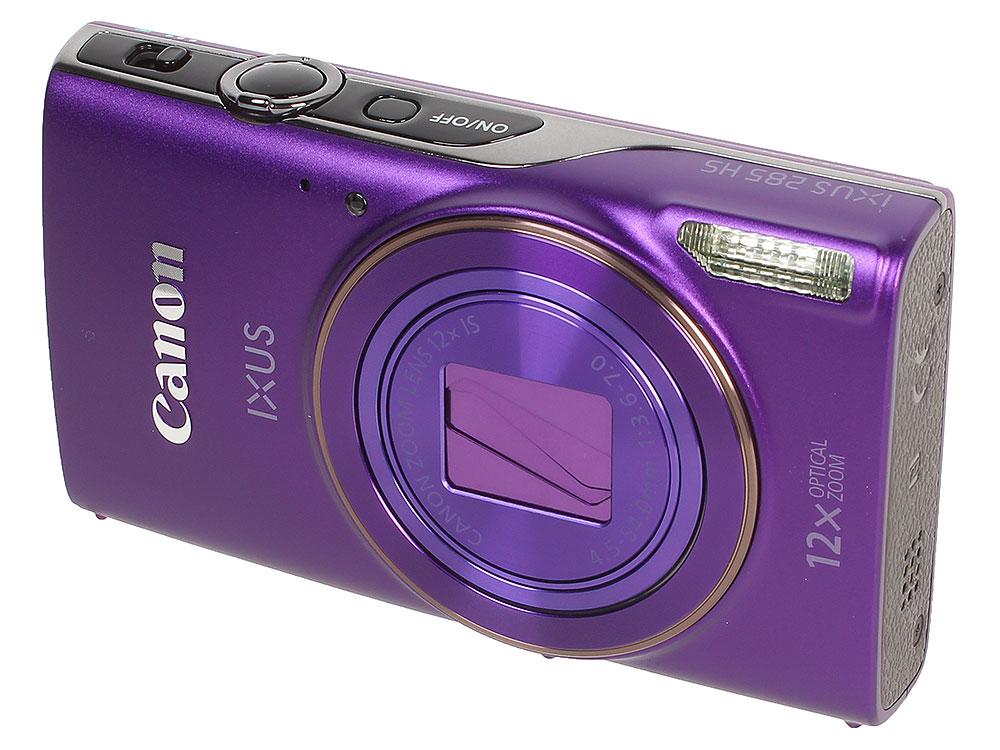 Фотоаппарат Canon IXUS 285 HS Violet