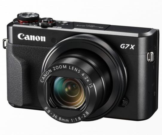 Фотоаппарат Canon PowerShot G7 X MARK II Black 20.2 Mp, 1