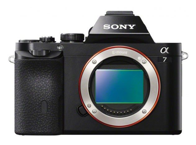 Фотоаппарат SONY Alpha A7 (ILCE-7B) Black 24.3 Mp / max 6000x4000 / Wi-Fi / экран 3 / 416 г