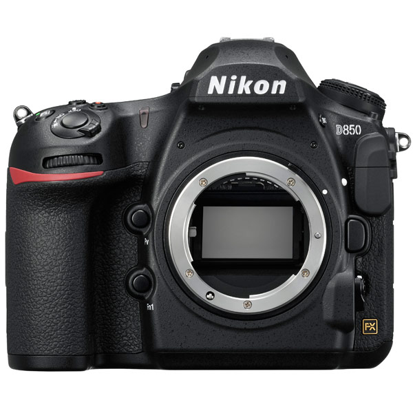 Фотоаппарат Nikon D850 Body Black 46.9 Mp / max 8256x5504 / Wi-Fi / экран 3,15 / 915 г