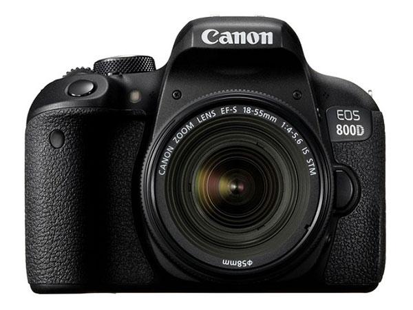 цена на Фотоаппарат Canon EOS 800D EF-S 18-55 + CP EU26 Kit