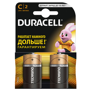 Батарейки DURACELL LR14-2BL (20/60/6000) Блистер 2 шт ключ licensed authentic genuine original accessories 307 308 408 c5 page 1