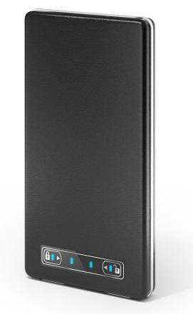 Внешний аккумулятор HIPER XP10500 Black