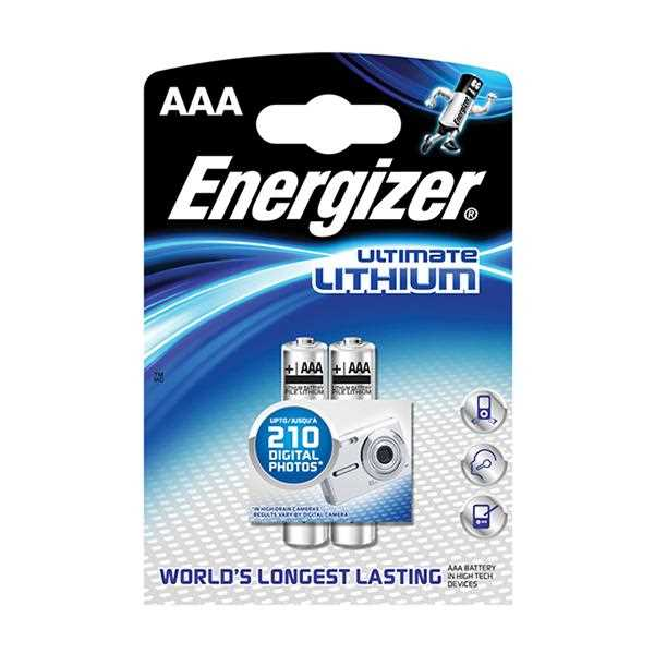 Батарейки Energizer Ultimate 6...