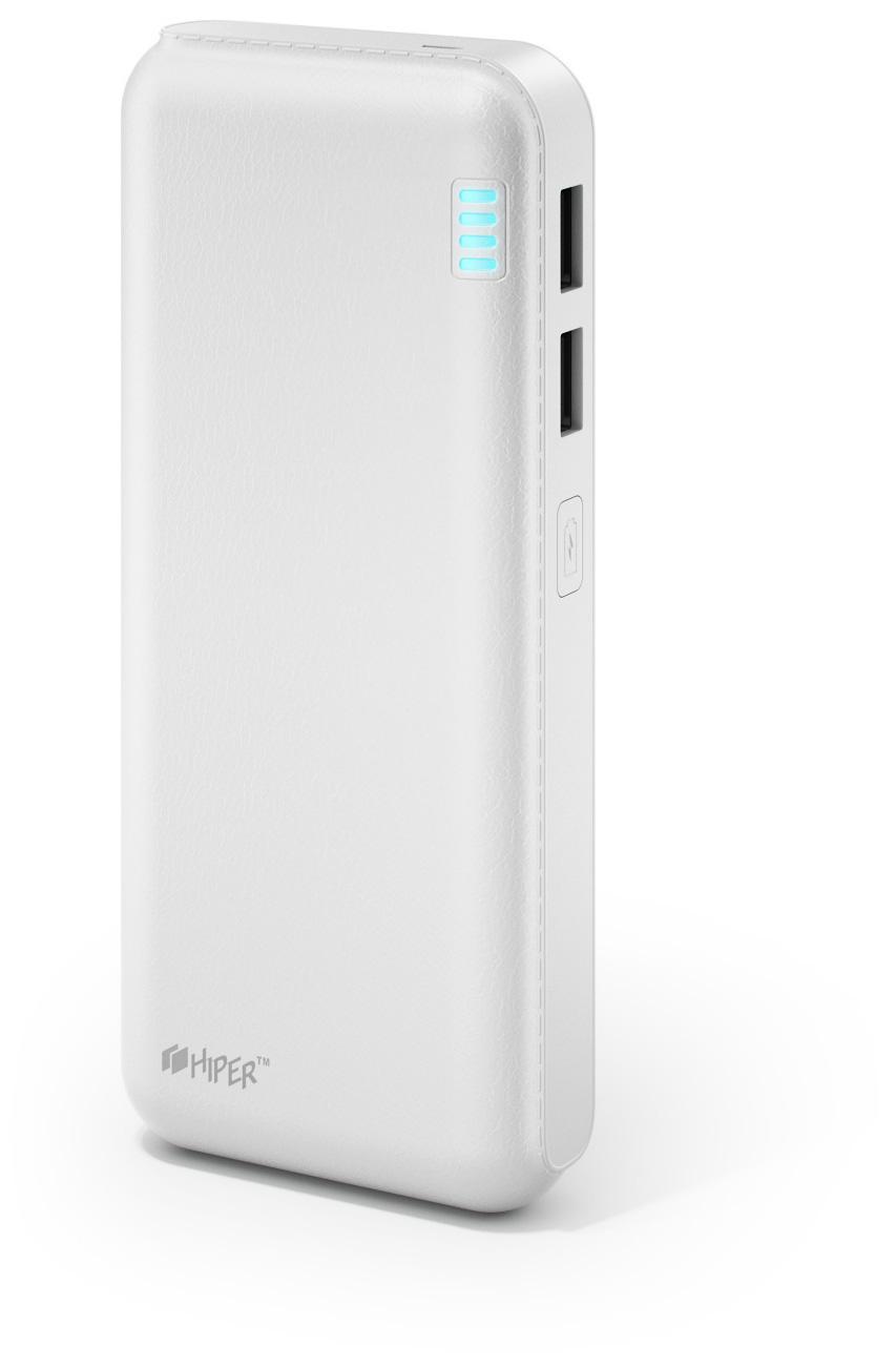 Внешний аккумулятор HIPER SP12500 White