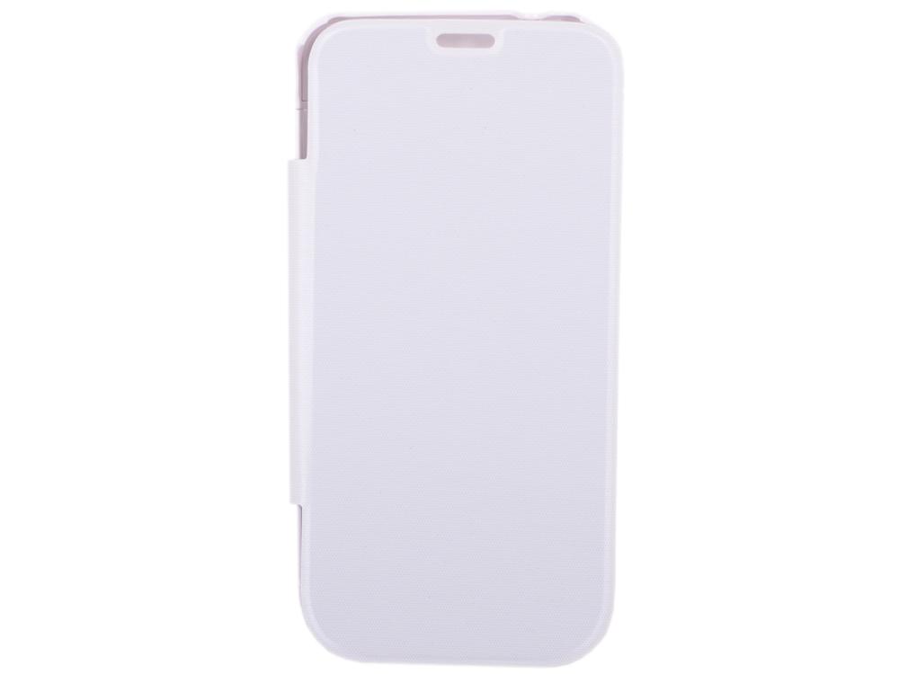 Аккумулятор-чехол для Samsung Galaxy S5 DF SBattery-15 (white) чехол аккумулятор exeq helping sc08 samsung galaxy s5 3300 мач клип кейс белый