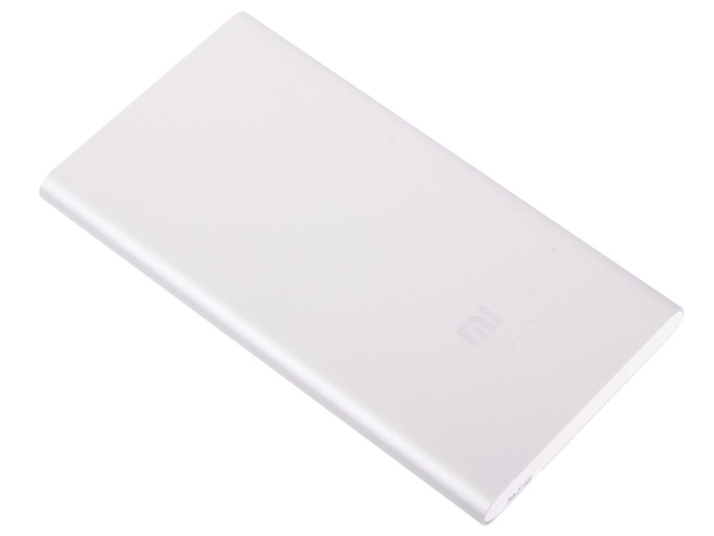 Внешний аккумулятор Xiaomi Mi Power Bank  5000 Silver. Производитель: Xiaomi, артикул: 0363061