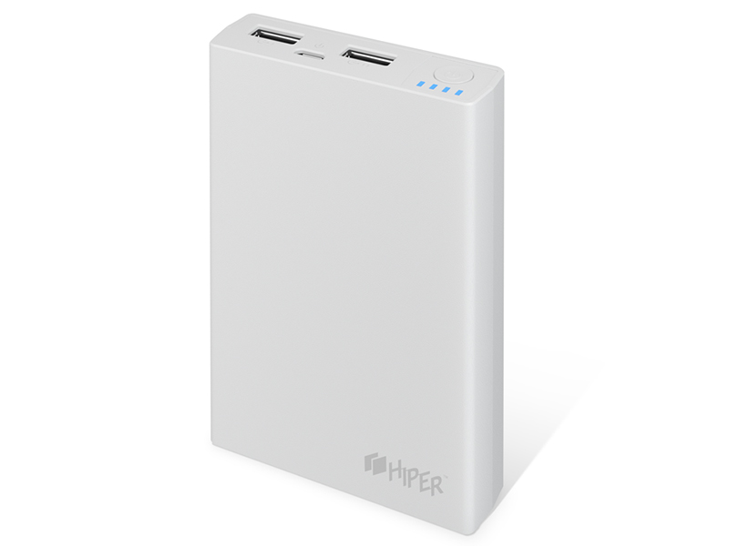 Внешний аккумулятор HIPER RP8500 White