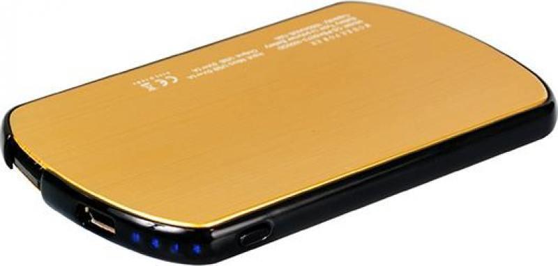 Портативное зарядное устройство Cactus CS-PBAS073-1650GD 1650мАч золотистый