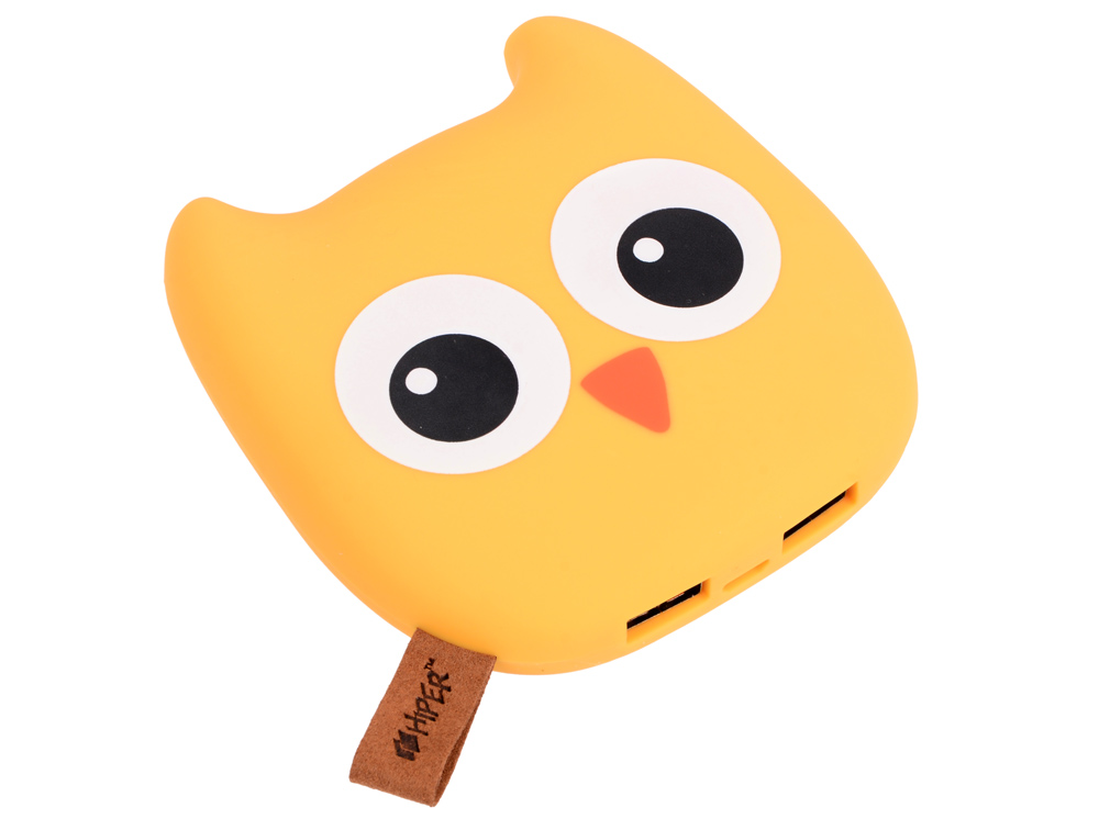 Внешний аккумулятор HIPER ZOO Owl (7500мАч)