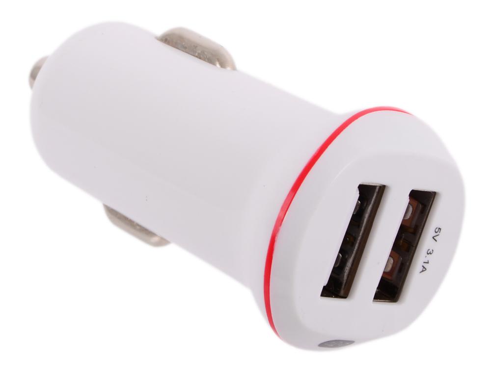 Автомобильное зарядное устройство OLTO CCH-2120 (HARPER-O00000960) автомобильное зарядное устройство olto cch 2120 3 1a 2 usb белый