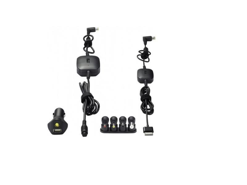 Автомобильное зарядное устройство Asus для TF810/TF600/TF701/ME400C/ME172/ME173 черный 90-XB0400CH00