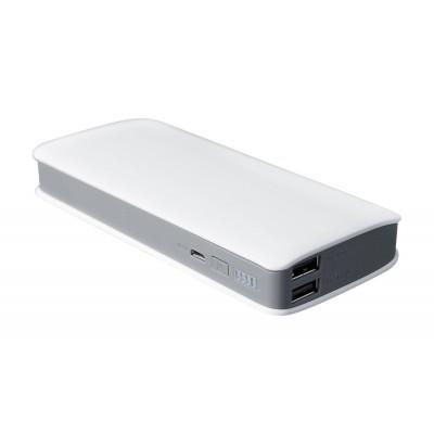 Портативное зарядное устройство IconBIT FTB10000PB 10000mAh белый