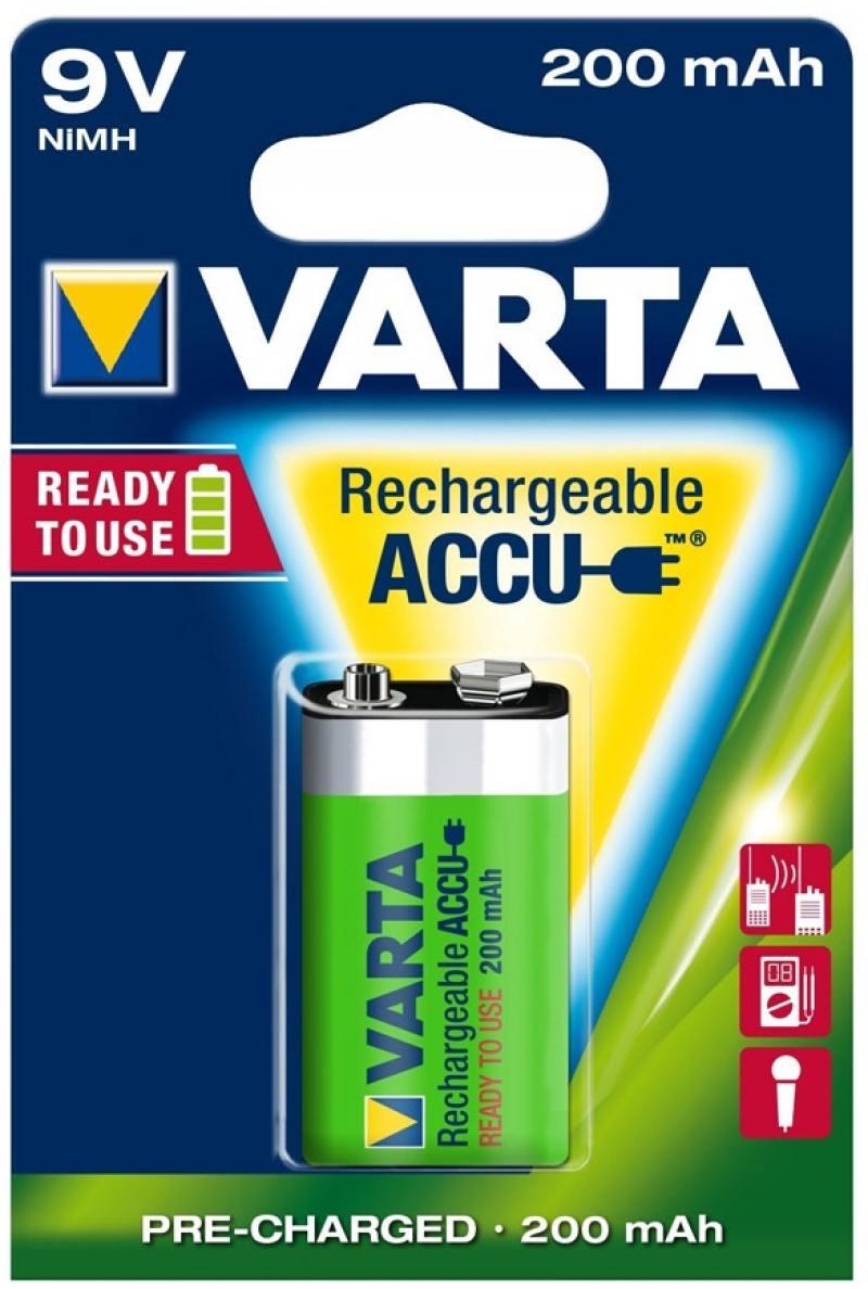 Батарейка Varta R2U 9V 1 шт батарейка varta superlife 9v 6f22 1 шт