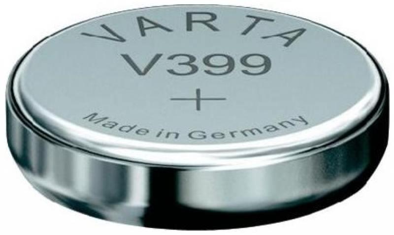 Батарейка Varta SR927W V 399 1 шт батарейка varta 317 01862