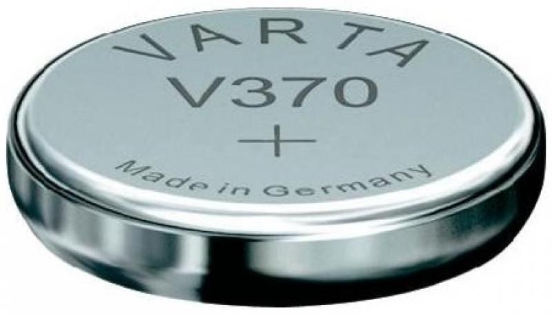 Батарейка Varta V 370 SR69 1 шт батарейка varta 317 01862