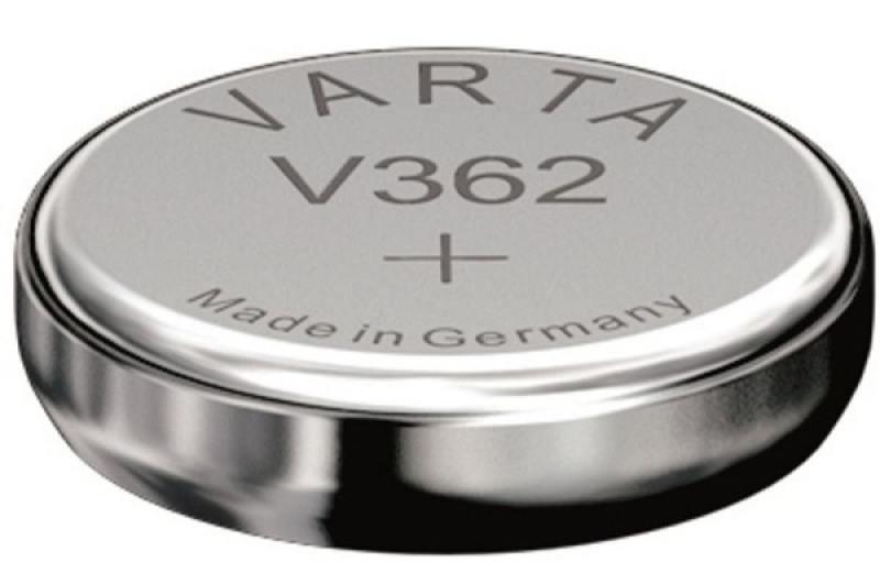 Батарейка Varta Professional Electronics V 362 1 шт цена 2017
