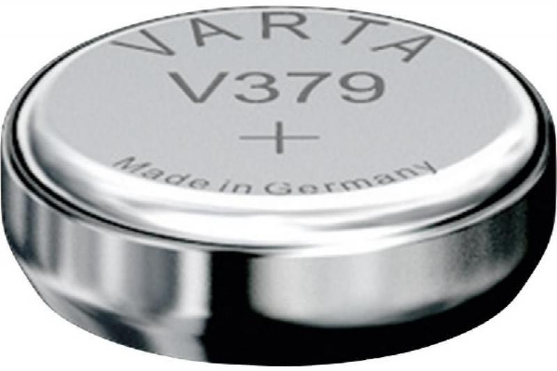все цены на Батарейка Varta V 379 SR521SW SR63 1 шт онлайн