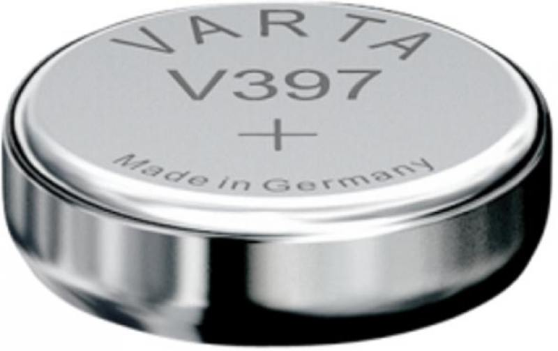 Батарейка Varta V 397 1 шт батарейка varta v 371 sr69 1 шт