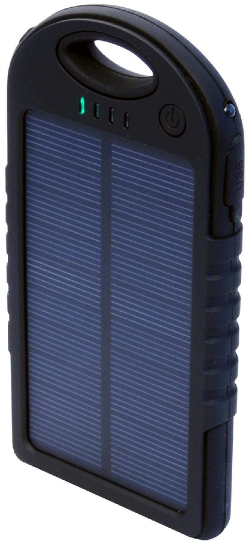 Портативное зарядное устройство IconBIT FTB Trave FT-0050T 5000mAh черный