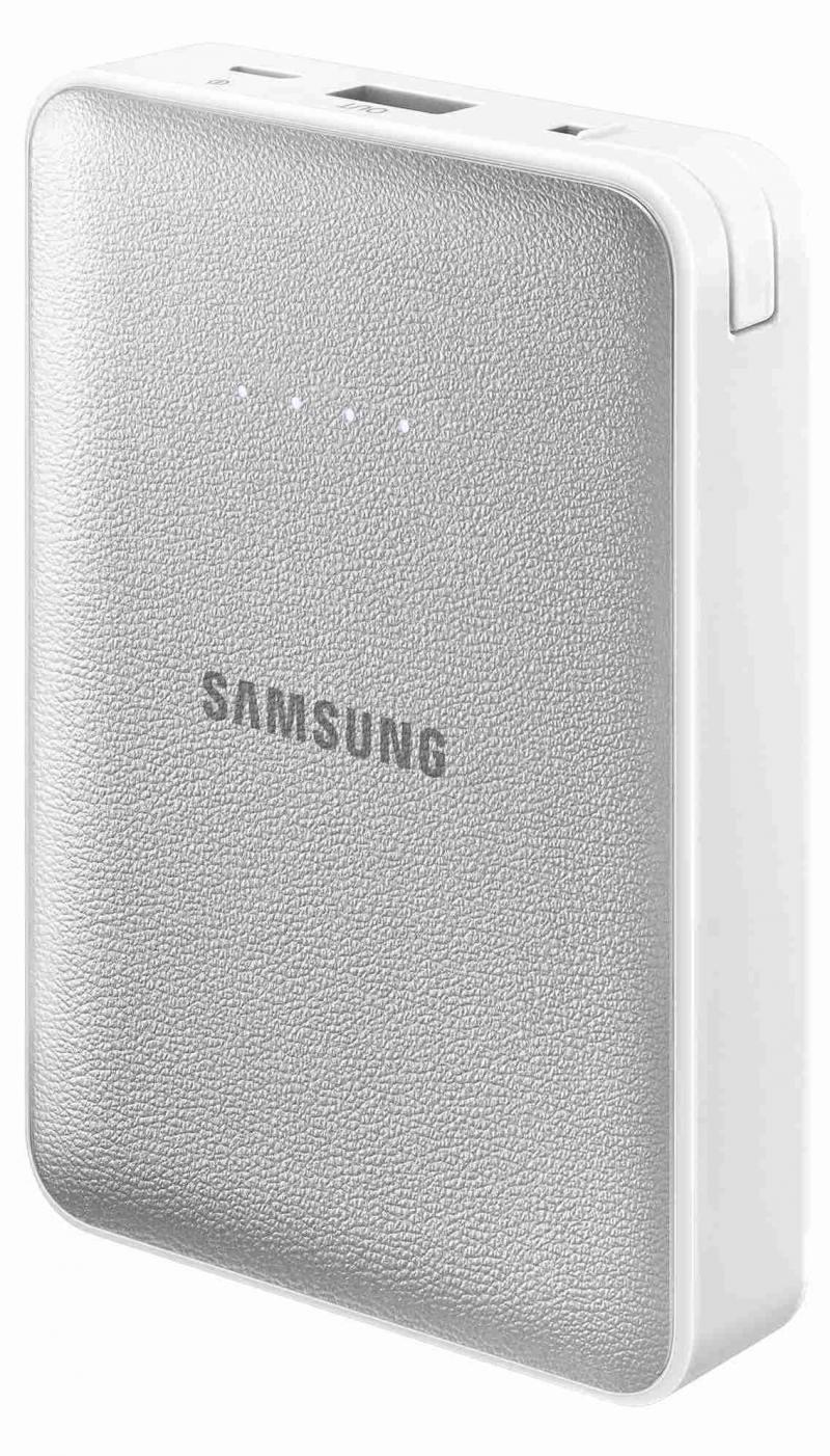Аккумулятор Samsung EB-PG850 8.4mAh белый EB-PG850BWRGRU projector lamp bulb an xr20l2 anxr20l2 for sharp pg mb55 pg mb56 pg mb56x pg mb65 pg mb65x pg mb66x xg mb65x l with houing