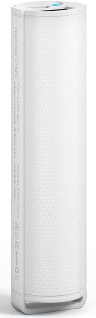 Портативное зарядное устройство HIPER SP2600 2600мАч белый