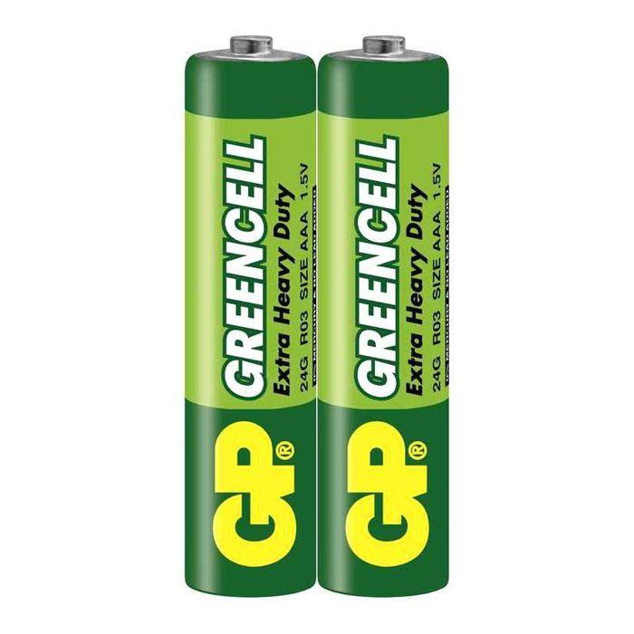 Картинка для Батарейки GP 24G-OS2 R03 AAA 2 шт