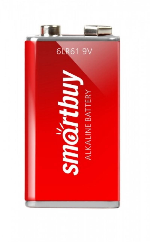 Батарейка Smartbuy SBBA-9V01B 6LR61 1 шт