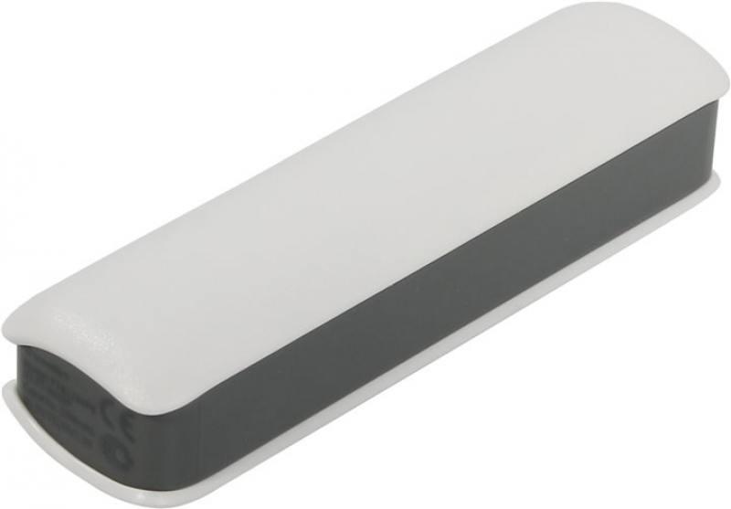 Портативное зарядное устройство IconBIT FTB2200PB 2200mAh серебристый