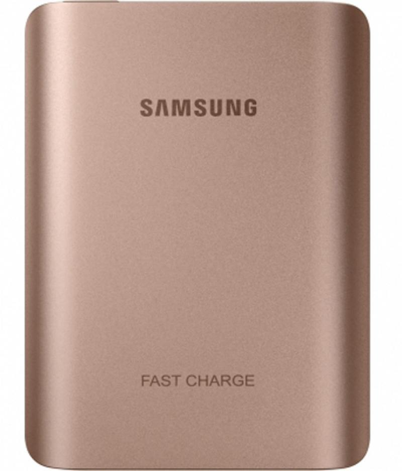 Портативное зарядное устройство Samsung EB-PN930CZRGRU 10200mAh универсальный 1xUSB розовый