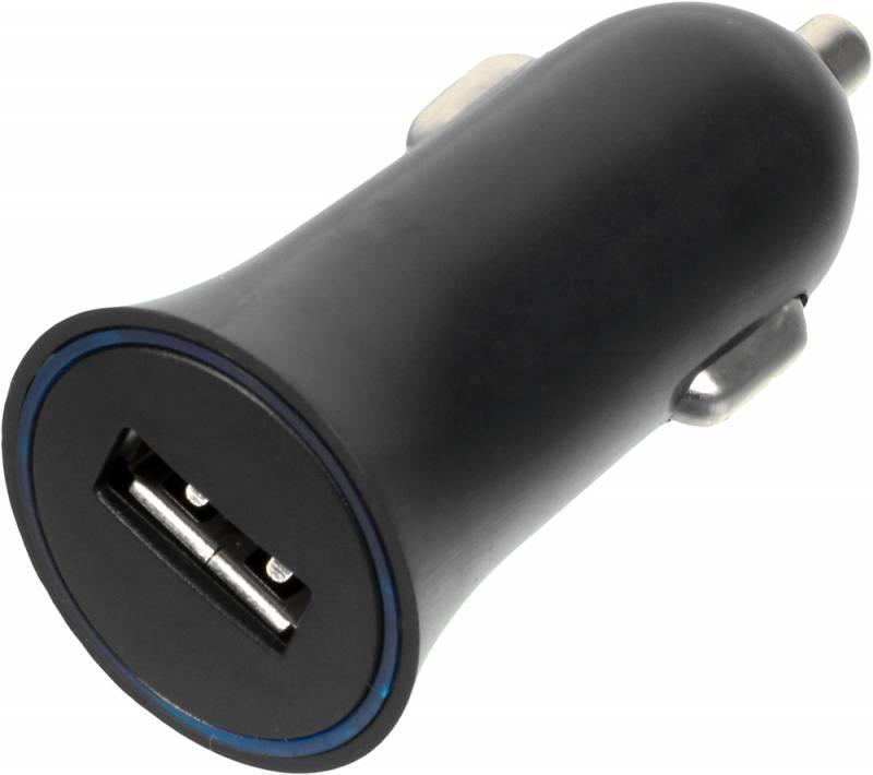 Автомобильное зарядное устройство Wiiix UCC-1-4B 1A черный