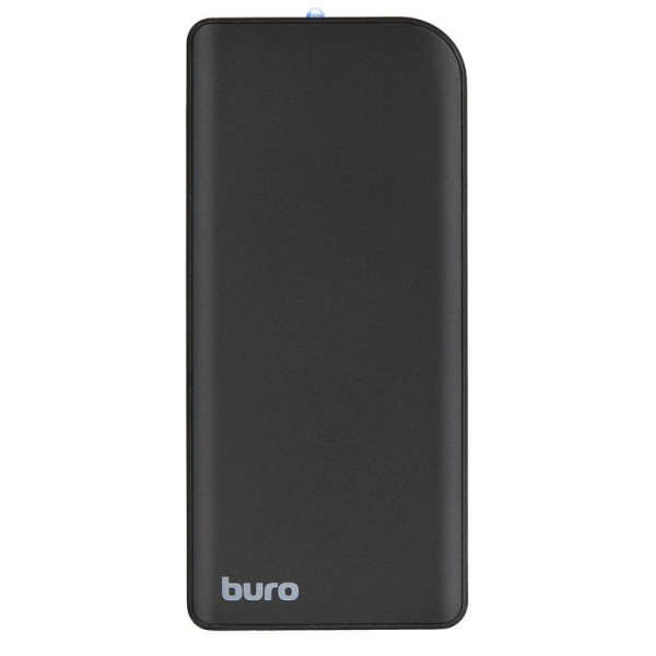 Портативное зарядное устройство Buro RA-8000 8000мАч черный ламинатор buro hq 236
