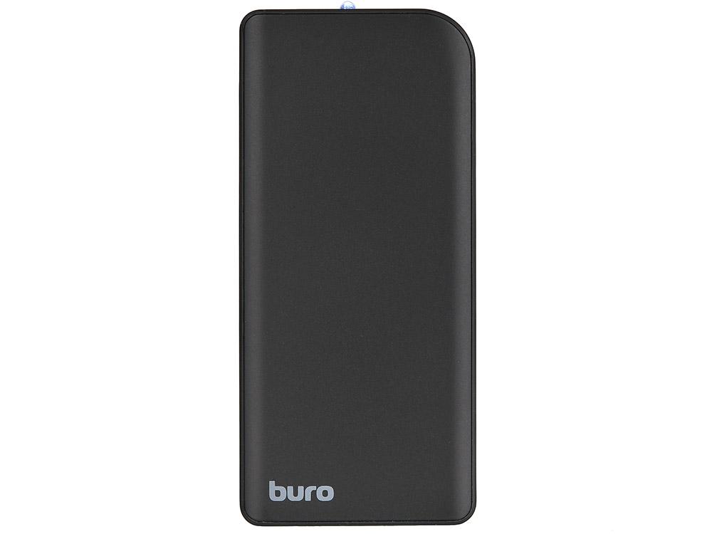 Портативное зарядное устройство Buro RA-8000 8000мАч черный все цены