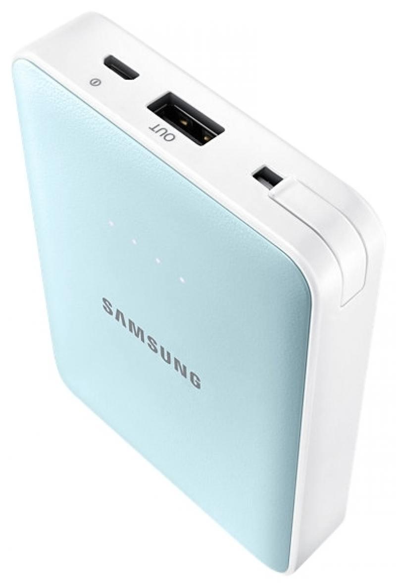 Аккумулятор Samsung EB-PG850 8.4mAh голубой EB-PG850BLRGRU стандартный аккумулятор samsung eb bc200 для gear 360