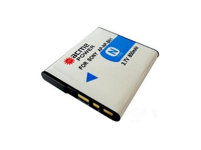 Аккумулятор AcmePower AP-BN-1 для Sony аккумулятор для фотоаппарата acmepower ap bn1 для sony ap bn 1
