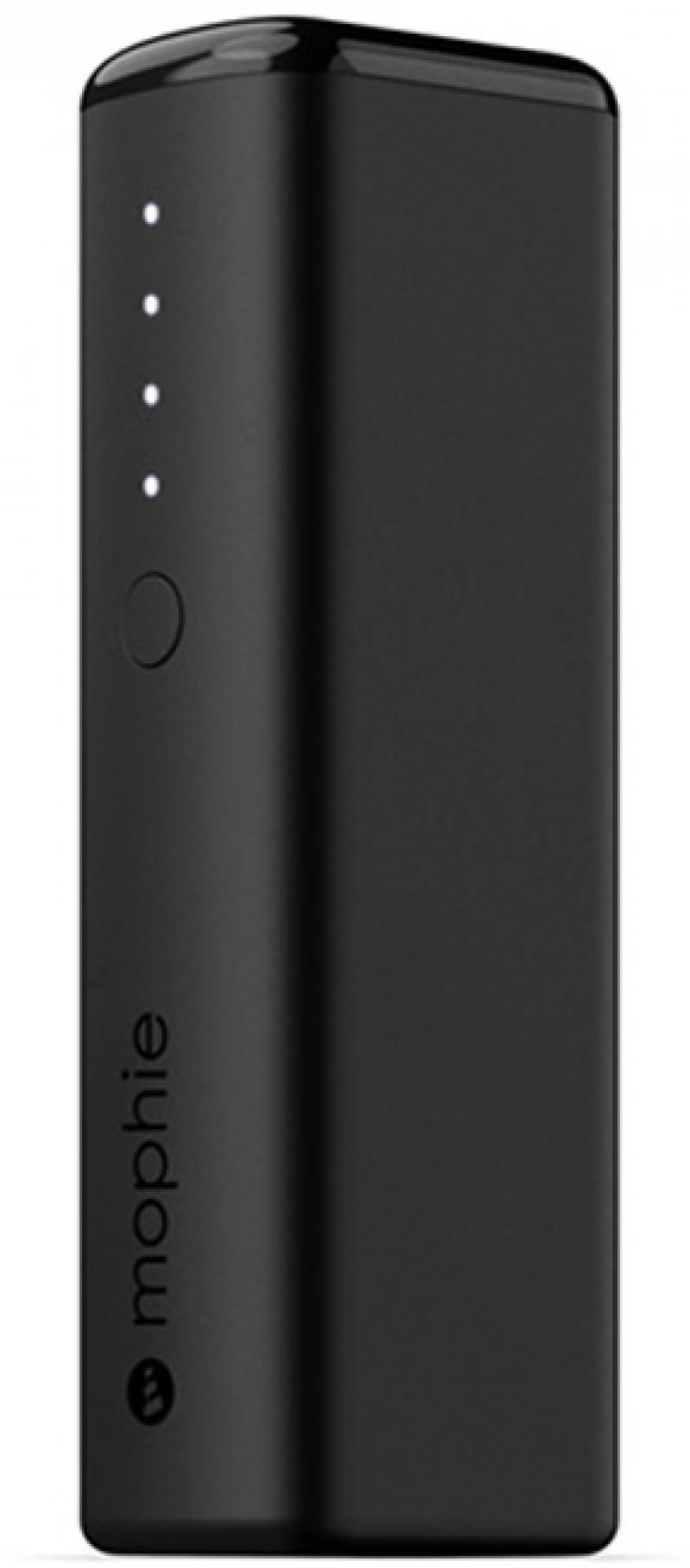 Портативное зарядное устройство Mophie Power Boost mini 2600мАч черный 3513