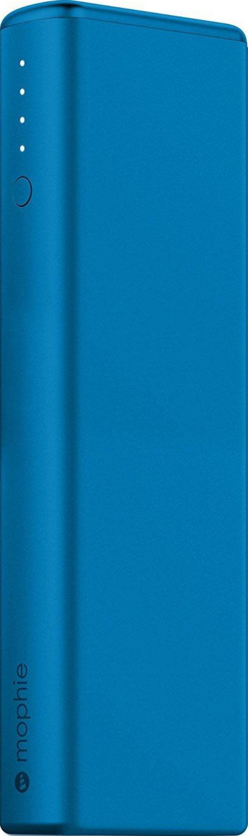 Портативное зарядное устройство Mophie Power Boost 10400мАч синий 3527