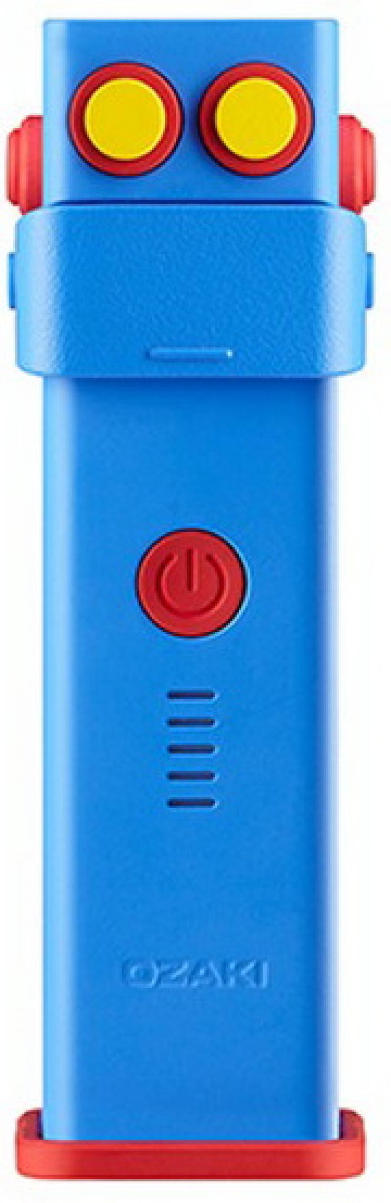 Портативное зарядное устройство Ozaki O!tool-Battery-D26 литий-ионный 2600 МаЧ синий OT240BU