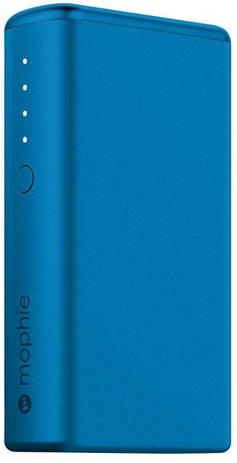 Портативное зарядное устройство Mophie Power Boost 5200мАч синий 3522