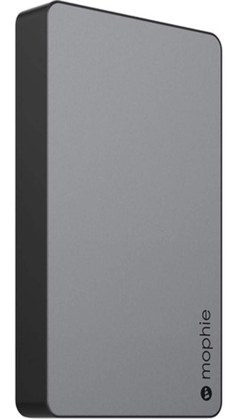 Портативное зарядное устройство Mophie PowerStation 6000мАч серый 3559