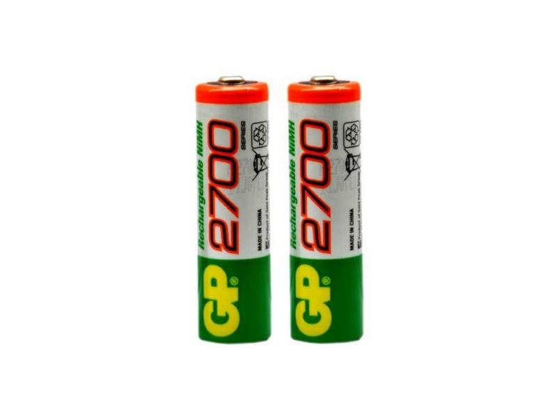 Аккумулятор 2700 mAh GPBI 270AAHC-UC4 AA 4 шт 1pcs lot battery holder box case 3x aa 4 5v with switch