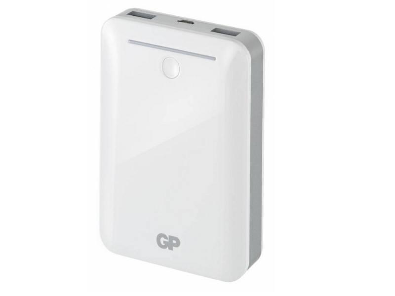 Портативное зарядное устройство 10400 mAh GP GL301WE-2CR1 1 шт