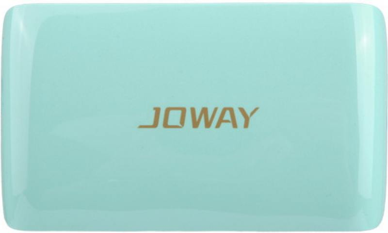 Внешний аккумулятор Joway JP29 6000 mAh голубой аккумулятор gopro portable power pack 6000 mah azpbc 001
