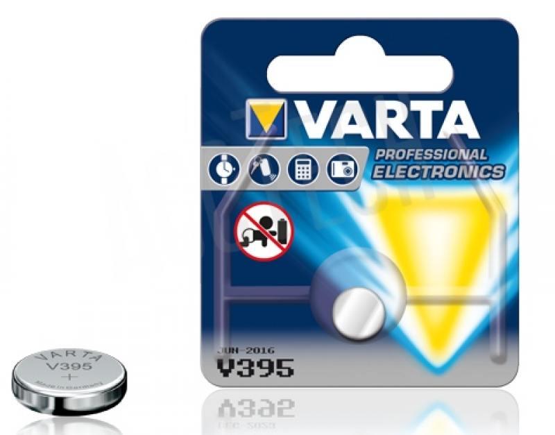 все цены на Батарейка Varta Professional Electronics V 395 1 шт онлайн