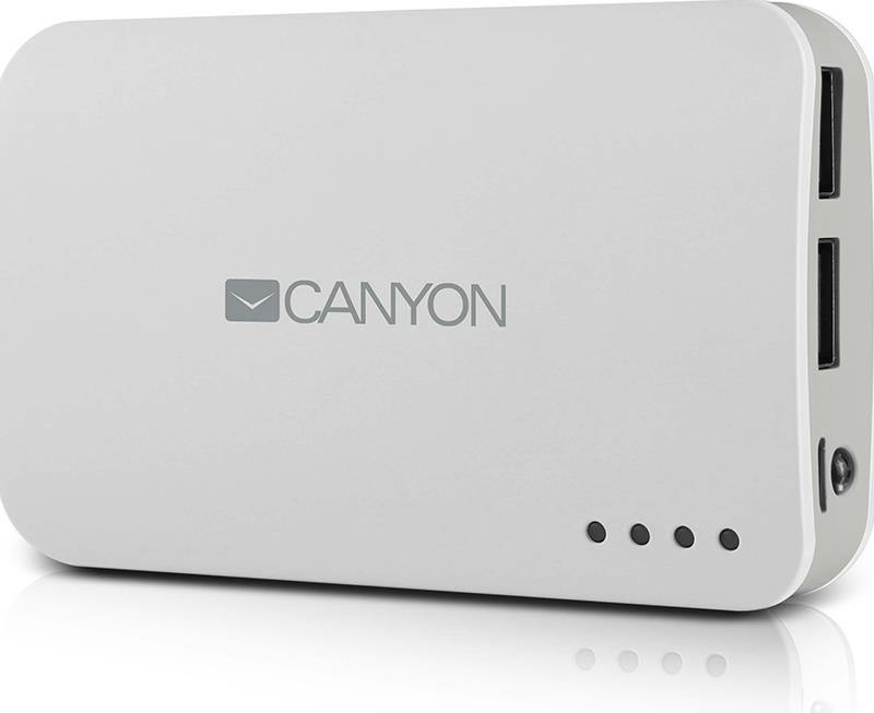 Внешний аккумулятор Canyon CNE-CPB78W