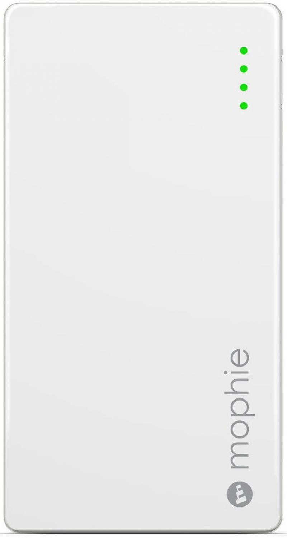 Портативное зарядное устройство Mophie PowerStation Mini 2600мАч белый 3514