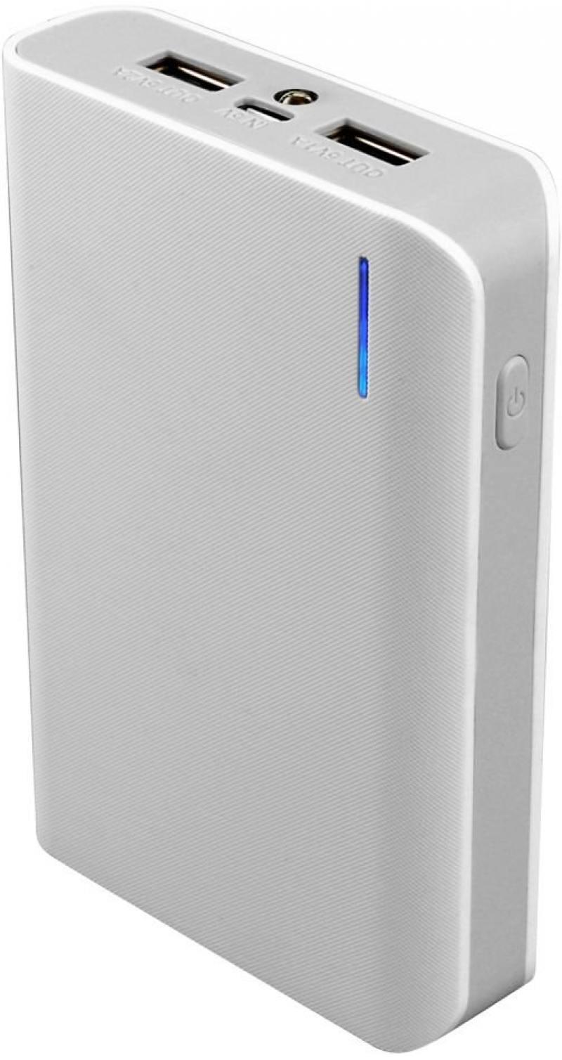 Портативное зарядное устройство IconBIT FTB8000SP 8000mAh белый